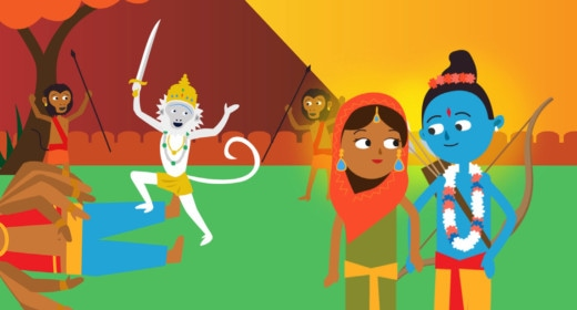 picture showing Hindu Divali