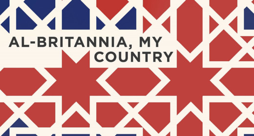 book cover James Fergusson, Al-Britannia, My Country: A Journey through Muslim Britain (Bantam Press 2017)