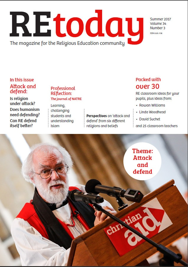 Cover of the summer 2017 REToday