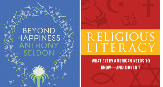 book covers beyond happiness and religious literacy