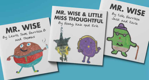 Little miss and Mr books